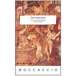 DECAMERONE di Giovanni Boccaccio