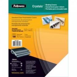 FASCICOLAZIONE- COPERT. PVC 180mic  TRASP-LUCIDE-NEUTRE  100pz