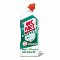 IGIENE.pulizia WC-NET  DISINCROSTANTE