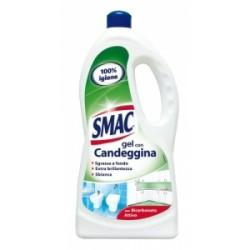 IGIENE.pulizia SMAC GEL c/candeggina   850 ml