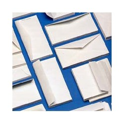 BUSTA AMERICANA  110x230 -imbust. automatico- 80gr s/finestra 500 pz  UNIMATI-0033