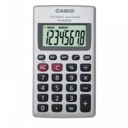 CALCOLATRICE Casio TASCABILE HL820VA