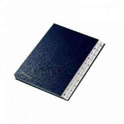 CLASSIFIC.UFFICIO ALFABETICO640-D A/Z    n9 ..BLU