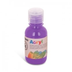 COLORI TEMPERA -CMP- ACRILICO 125ml - VIOLA
