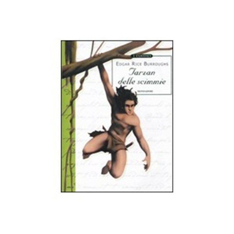 TARZAN DELLE SCIMMIE di Edgar R. Burroughs