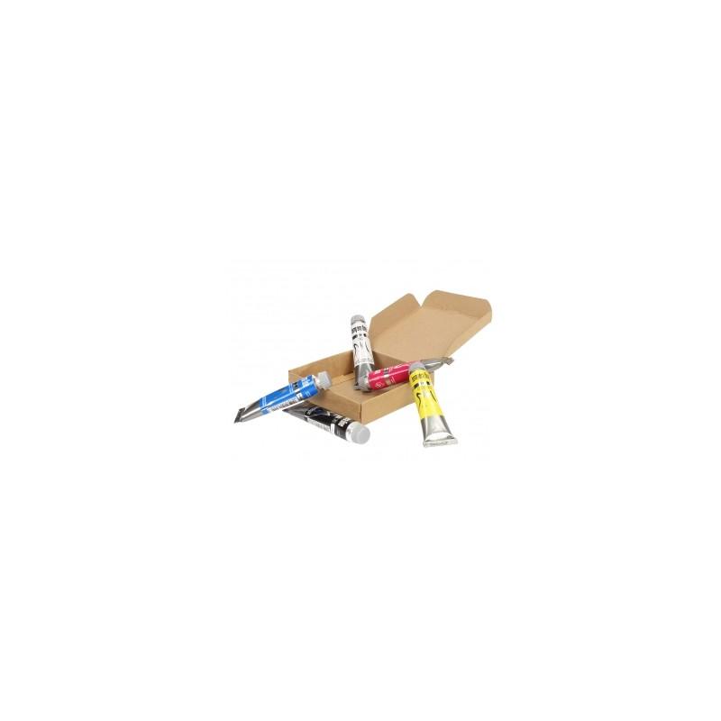 COLORI TEMPERA Maimeri FINE  Tubo 20ml conf. 5 colori  -M2598049-