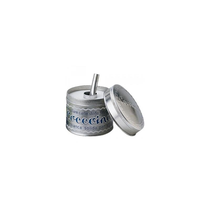 COLLA coccoina IN PASTA 603 125gr  Barattolo metallo
