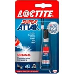 COLLA SUPER ATTAK 3gr  - 2048080 -
