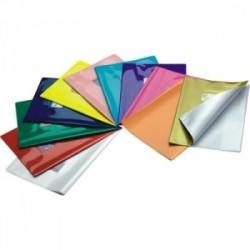 COPRI MAXI Colorosa LACCATO  PVC 300mic  - AZZURRO