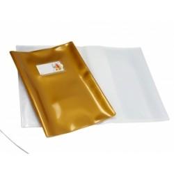 COPRI MAXI Colorosa LACCATO  PVC 300mic  - ORO