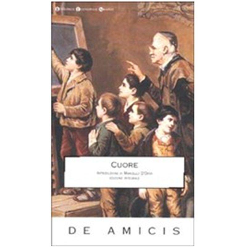 CUORE di Edmondo De Amicis