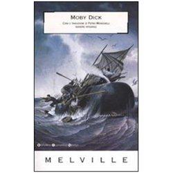 MOBY DICK OVVERO LA BALENA di Herman Melville