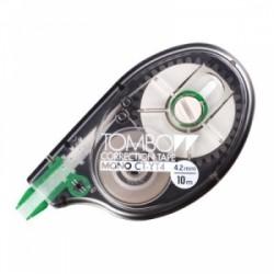 CORRETTORE Tombow NASTRO MONO TAPE  4,2mm x 10mt  -PCT-YT4-