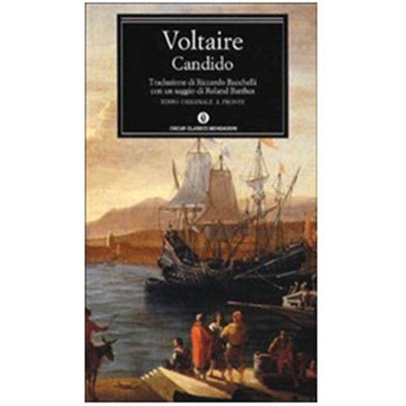 CANDIDO OVVERO L'OTTIMISMO di Voltaire