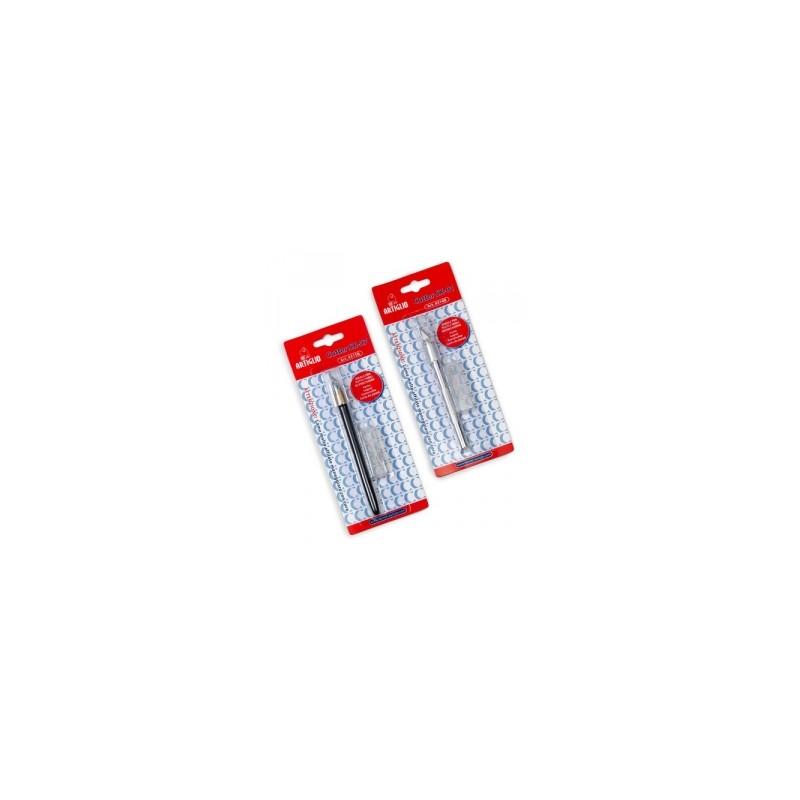 CUTTER DI PRECISIONE -PENNA- blister con 3 lame di ricambio  -4314B-