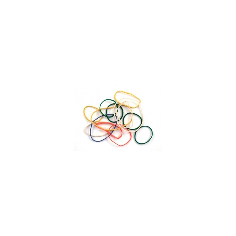 ELASTICI IN GOMMA da mm20 a mm120 - DIAM.40  -96806-