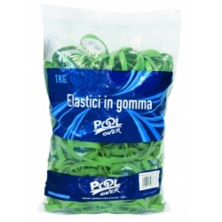 ELASTICI IN GOMMA fettuccia 8mm Pool Over  DIAM.120  -96793-