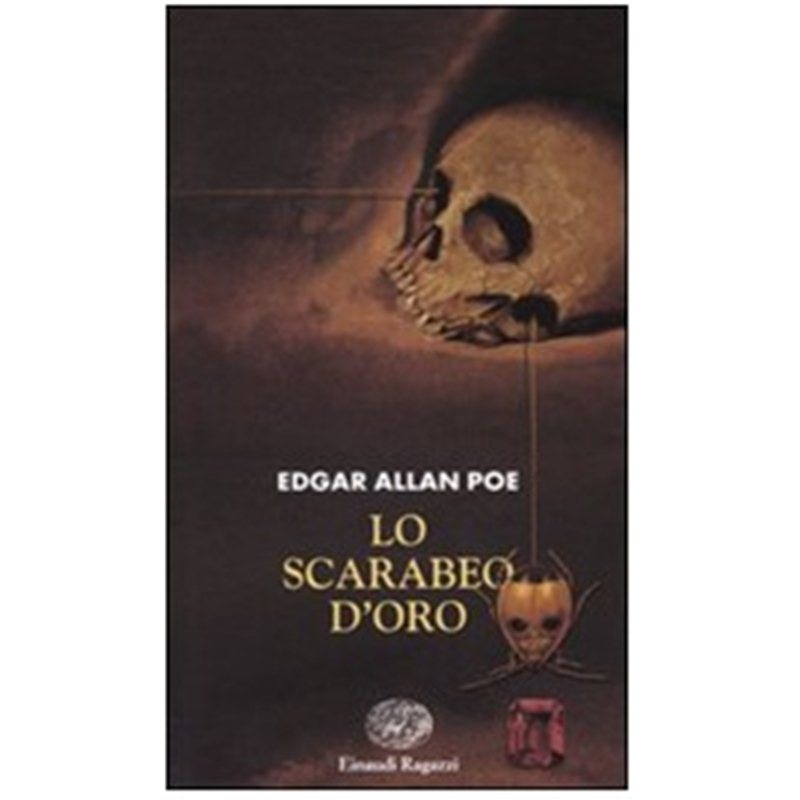 LO SCARABEO D'ORO di Edgar A. Poe