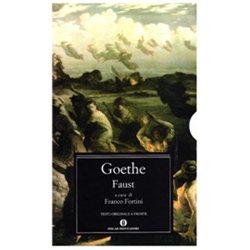 FAUST (COF. 2 VOLL.) di J. Wolfgang Goethe
