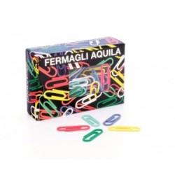 FERMAGLI METALLO COLORATI     -10230-