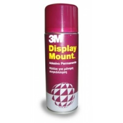 FISSATIVO DISPLAY-MOUNT   400ml  ADESIVO PERMANENTE