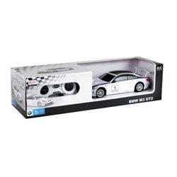 BMW M3 RACING TELECOMANDATA  scala 1/24 RASTAR