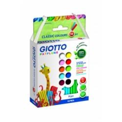 GIOTTO PATPLUME PANETTO 20gr conf.10colori  -512900-  CLASSICI