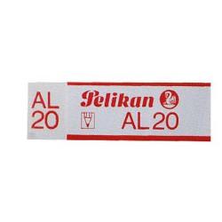 GOMMA PELIKAN PLASTICA  -AL20-  conf.20pz    .ARD51