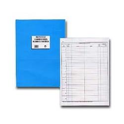 MODULISTICA LETTERE ARR/SPED 24x33 30fg   -138000000-