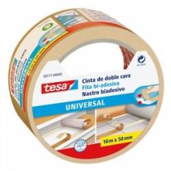 NASTRO BIADESIVO Tesa UNIVERSAL  -56171-  50mm x10mt (Moquette)