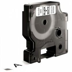 NASTRI Dymo -D1- LABELPOINT 12mm x 7mt  -45013-21  BIANCO-NERO