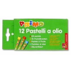 PASTELLI OLIO CMP DA 12 scat.cartone    -080PO12N-