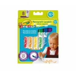PENNARELLI DISEGNO Crayola MINI KIDS 1+  conf.8pz .8324