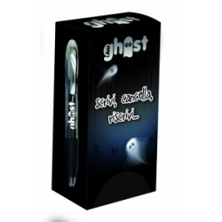 PENNARELLI scrittura GHOST CANCELLABILE SCATTO conf.12pz - NERO (42859)
