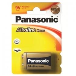 PILE Panasonic ALKALINE POWER- TRANSISTOR  -9V-