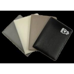 PORTA CARTE MAGNETICHE  CLASSIC CARD SCUDO METAL -protezione contactless-   morbida 5ante     1008SCM