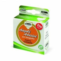 ANGOLINI FOTO ADESIVI 200pz  10 scatolette  -180L-