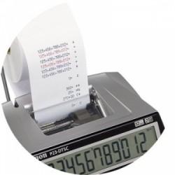 ROTOLI CALCOLO mm58 D.60 PURA CELLULOSA EXTRABIANCA cf.10pz  (CEL18)