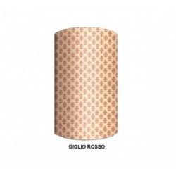 ROTOLI CARTA REX 58 LAVABILE 5mt .X33X5 776 GIGLIO ROSSO