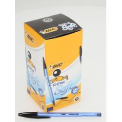SFERA Bic CRISTALL  SOFT 1.2mm  conf.50pz - NERO
