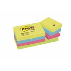 BLOCCO Post-It  NOTES -653- CLASSICO 38x51 conf.12pz - ENERGY