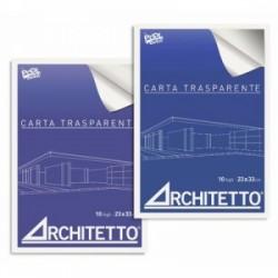 BLOCCO LUCIDO  Architetto   21x29  10ff   -200757333-43830-