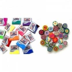 RICAMBI -A4- 4fori 99ff  COLORATI  Signo-SoftColor  5colori - 4mm