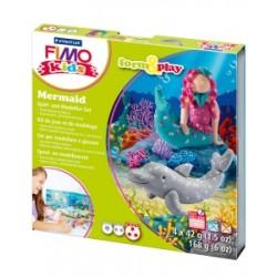 Fimo - PASTA DA MODELLARE Kids SCATOLA GIOCO Sirena