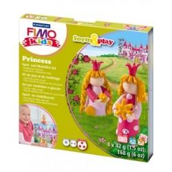 Fimo - PASTA DA MODELLARE Kids SCATOLA GIOCO Principessa