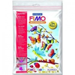 Fimo - STAMPI A TEMA Farfalle