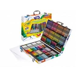 PENNARELLI DISEGNO Crayola VALIGETTA ARCOBALENO