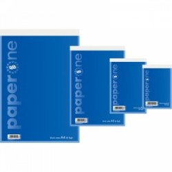 BLOCCO NOTES Paper One 08x12 60fg POOL OVER  -24558-