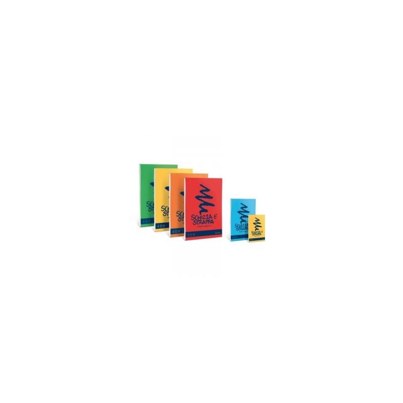 BLOCCO Schizza & Strappa FAVINI 150ff 50gr - A4