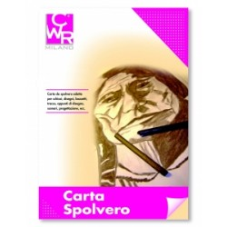 BLOCCO SPOLVERO CWR  90gr  50ff - 50x70